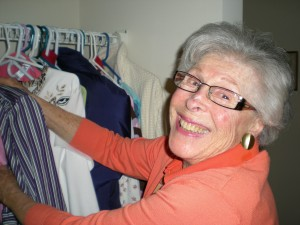 My MIL Ru.. finds her missing clothes.